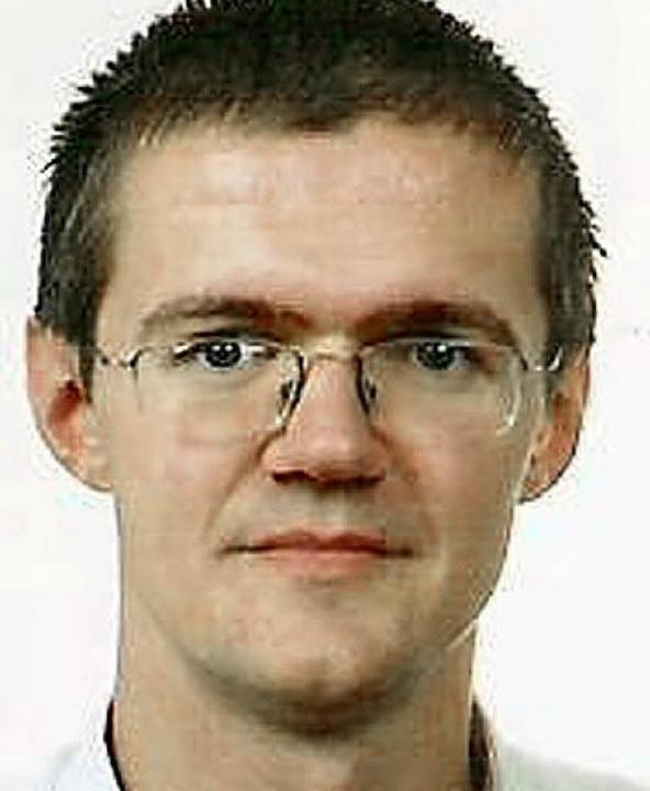 Kandidat Nummer vier: Christian Bärthel   | Foto: Privat