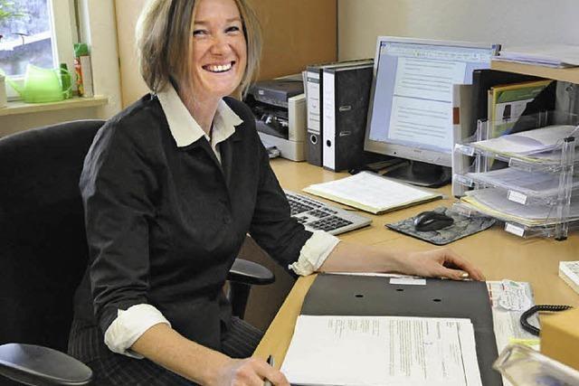 Gemeinde Bahlingen hat wieder eine Hauptamtsleiterin