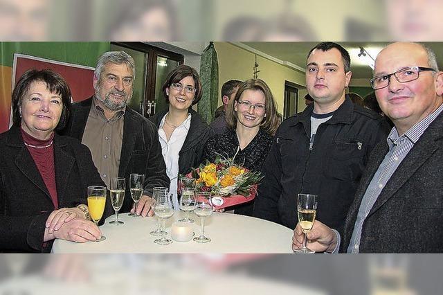 Vater und Mutter des Weinhofs