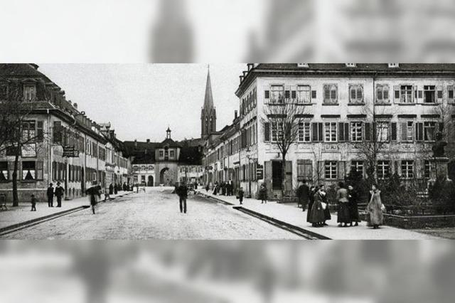 Das Stadttor als Verkehrshindernis