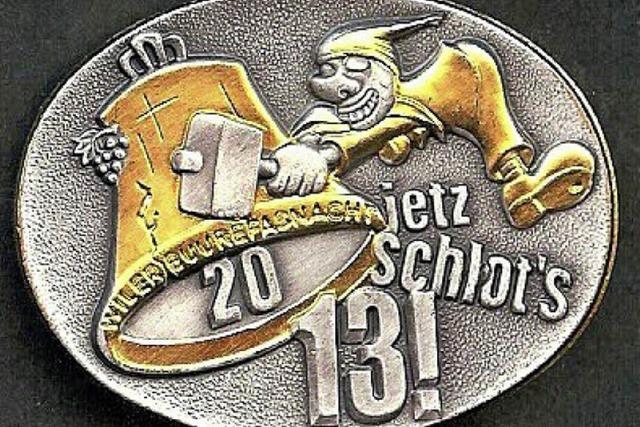 Motto 2013: Jetz schlot's 13