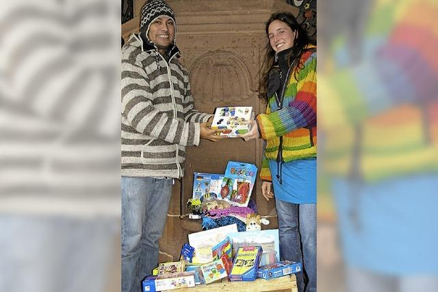Hilfe für Nepal läuft weiter
