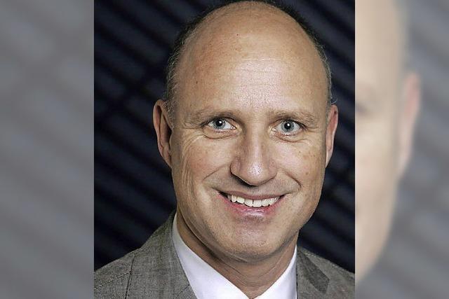 Thomas Gerbert dritter Kandidat für das Bürgermeisteramt