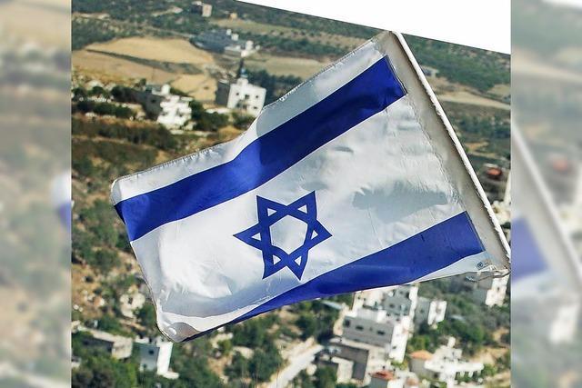 Israel-Reisen mit Gerhard Jost