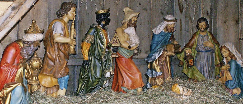 Die Heiligen Drei Könige Gaben