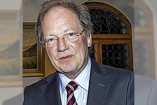 Thomas Schäuble ist gestorben