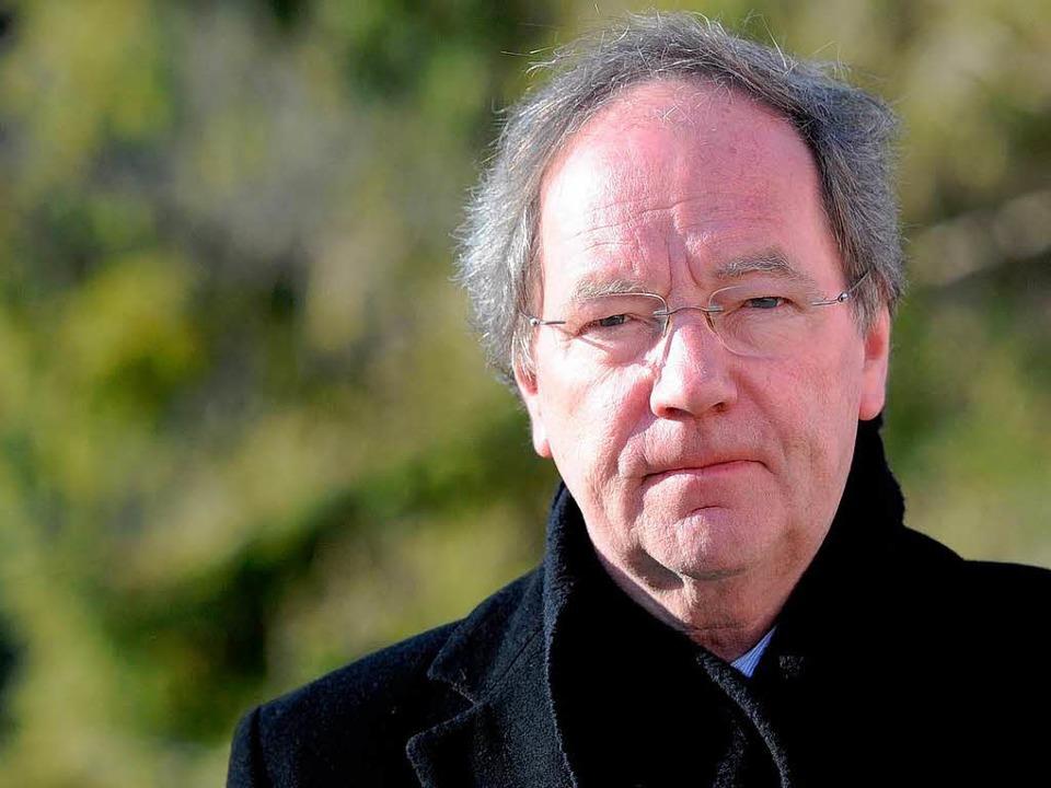 Thomas Schäuble ist im Alter von 64 Jahren gestorben.  | Foto: dapd