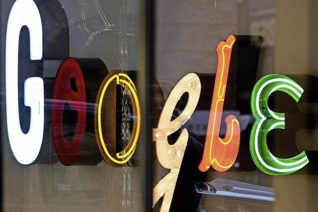 Ein Persilschein für Google