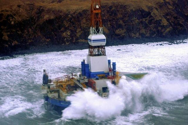 Rückschlag für Shells Arktispläne