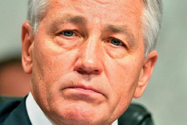 Chuck Hagel: Ein Skeptiker fürs Pentagon