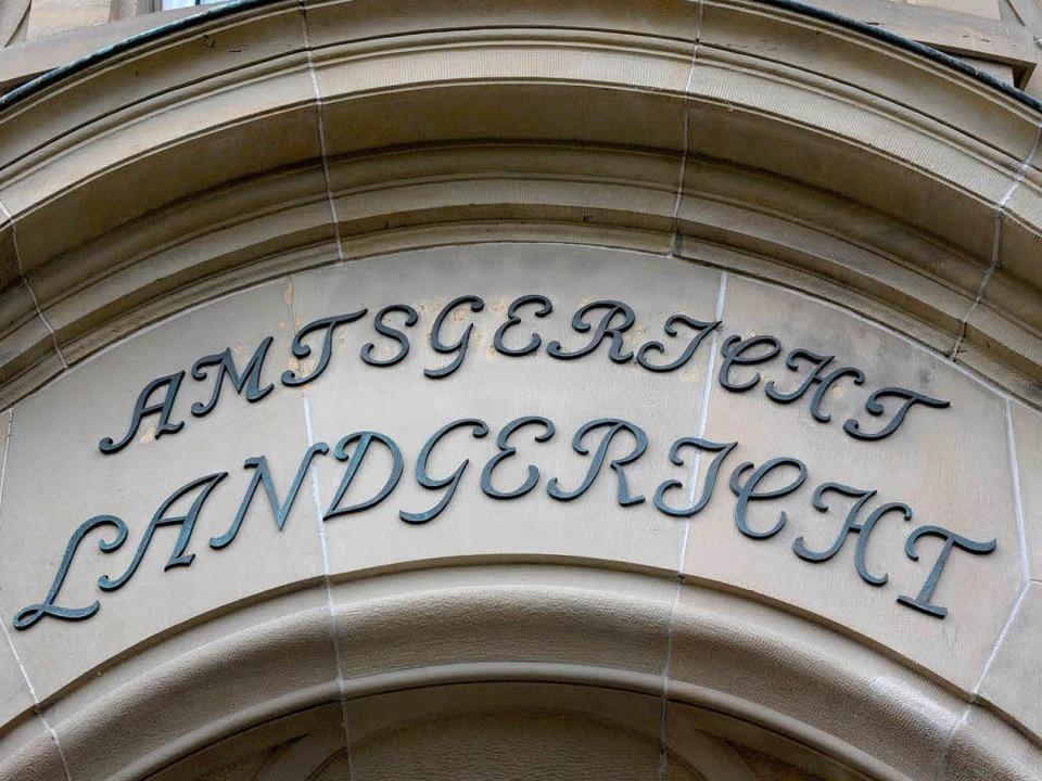 Justizminister Rainer Stickelberger wi...en in der Justiz transparenter machen.  | Foto: dpa