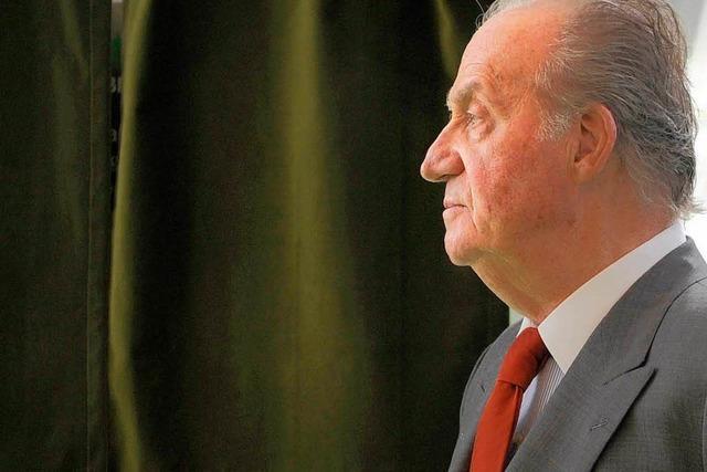 Juan Carlos: Vollblutkönig mit Imageproblem