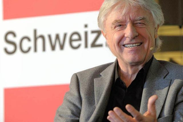 Emil Steinberger: Prototyp des Eidgenossen