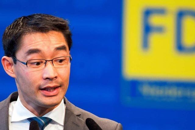 FDP diskutiert offen über Ablösung von Parteichef Rösler