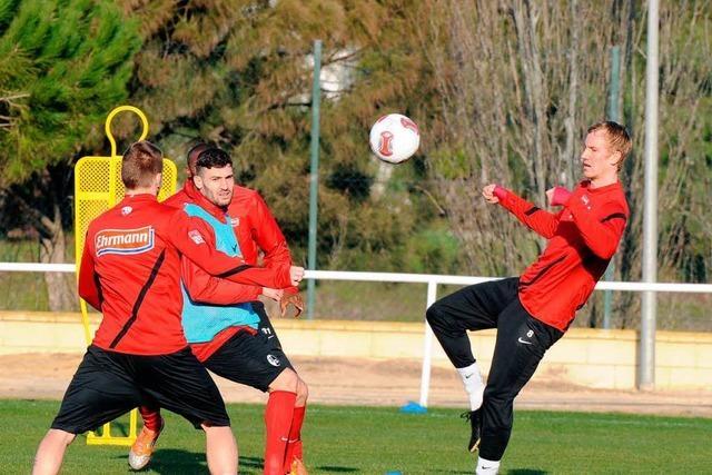 Pech für den SC Freiburg: Freis erneut an Schulter verletzt