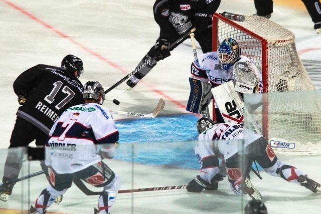 Winter Game: Ice Tigers besiegen Eisbären 4:3