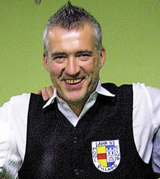 Peter Wagner   | Foto:  Verband