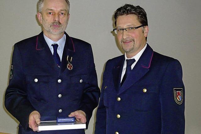 Seit 20 Jahren Spitzendienst für den Brandschutz im Hebeldorf