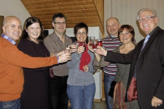 In Wallbach sind Familien mit Kindern willkommen