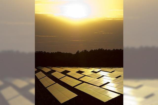Sonnige Geschäfte: So viele Solaranlagen wie noch nie