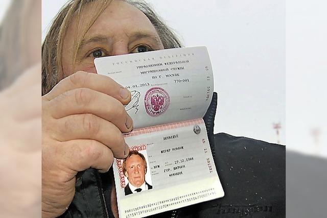 BADISCHE-ZEITUNG.DE: Der Pass Ist Da