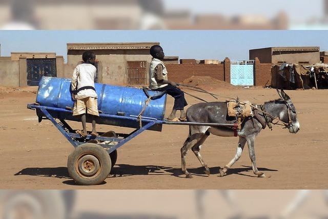 Sudan und Südsudan verhandeln wieder