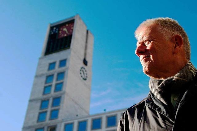 Fritz Kuhn tritt seinen Dienst als Stuttgarter OB an