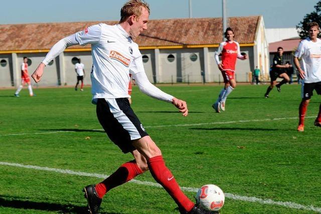 Testspiel gegen Xerez CD unterfordert Profis vom SC Freiburg