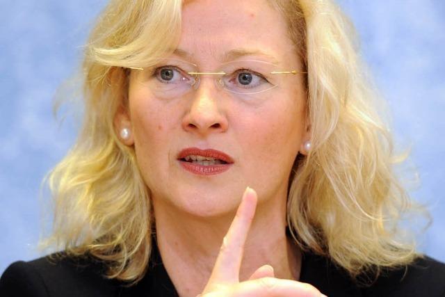 Kritik aus Landes-SPD: Warminski-Leitheußer gibt ihr Amt auf