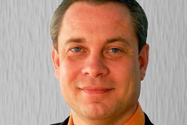 Kandidat für Rickenbach: Michael Krane