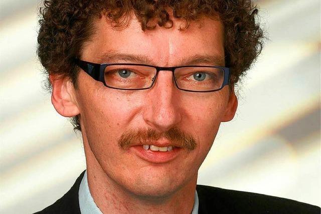 Kandidat für Rickenbach: Marco Kässheimer