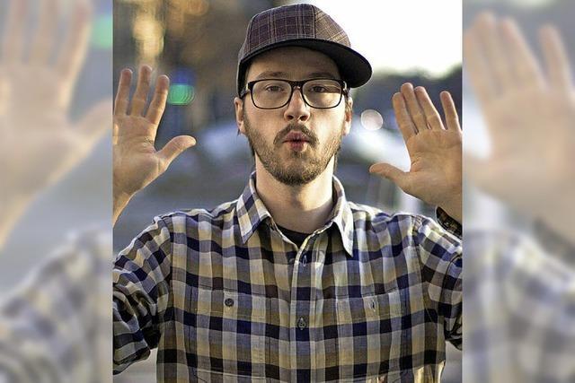 Daniel Bortz in der Jackson Pollock Bar: James Blakes Remixer