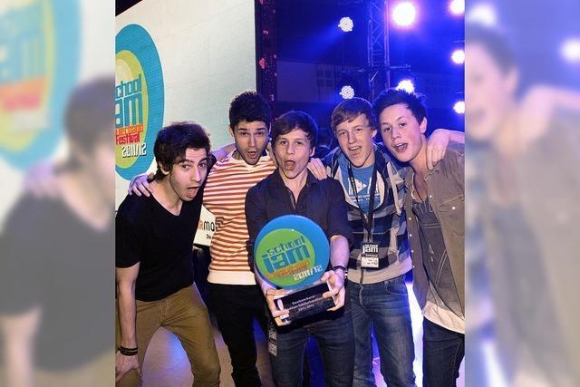 School Jam: Wettbewerb für Nachwuchs-Bands