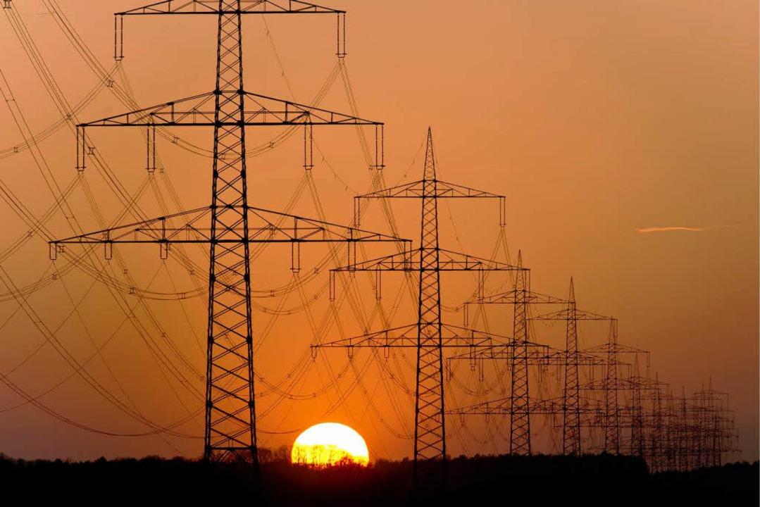Ökostrom treibt den deutschen Stromexport   | Foto: dapd