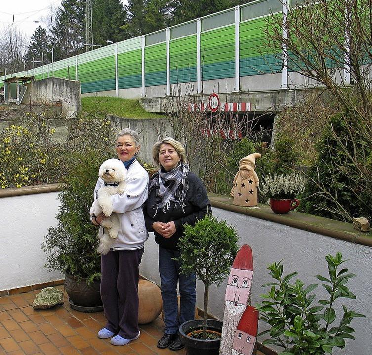 Bad Bellingen Bahnstrecke  | Foto: Jutta Schütz