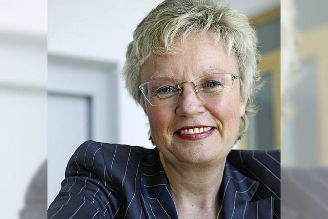 Auch Kornelia Harff-Asch kandidiert