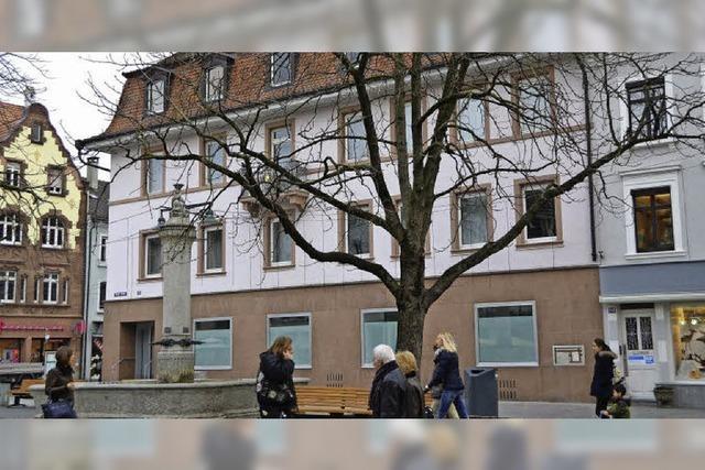 1a-Lage im Besitz der Wohnbau