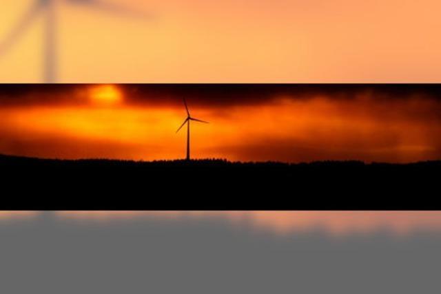Windkraftentscheid dämmert herauf