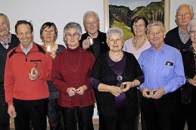 Senioren werben um jüngere Wanderfreunde
