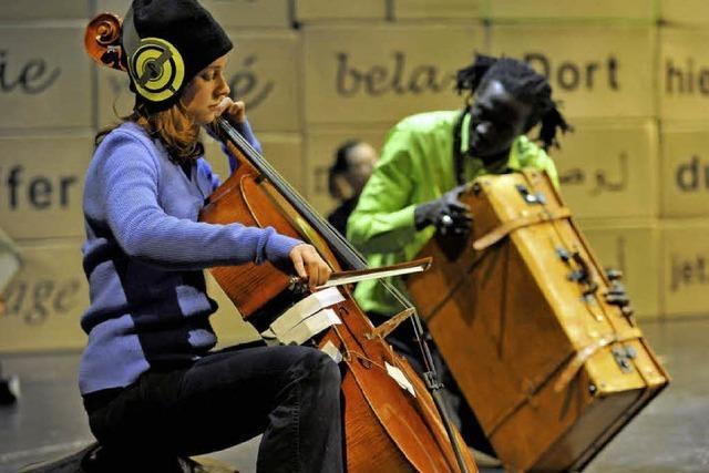 Eine musikalische Reise in ein unbekanntes Land