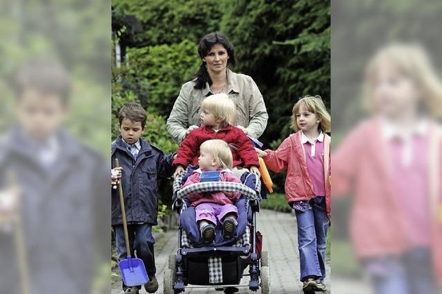 Die SPD will die Tagesmütter stärken