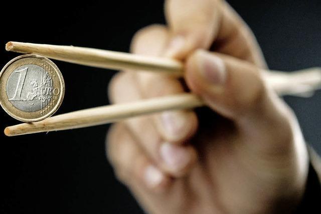 Japan stützt die Eurozone