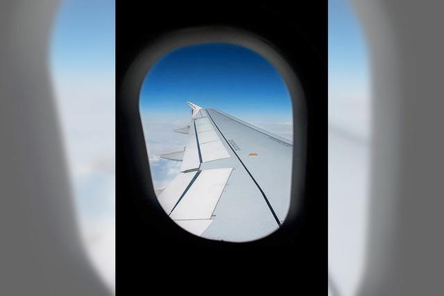 Das sicherste Jahr der Luftfahrt