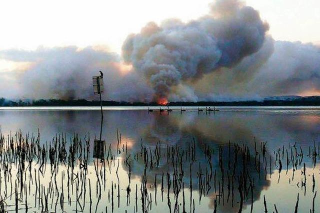 Australier kämpfen gegen mehr als 140 Buschbrände