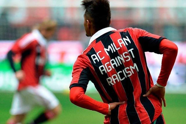 Fußball in Italien: Wo Neofaschisten den Ton angeben