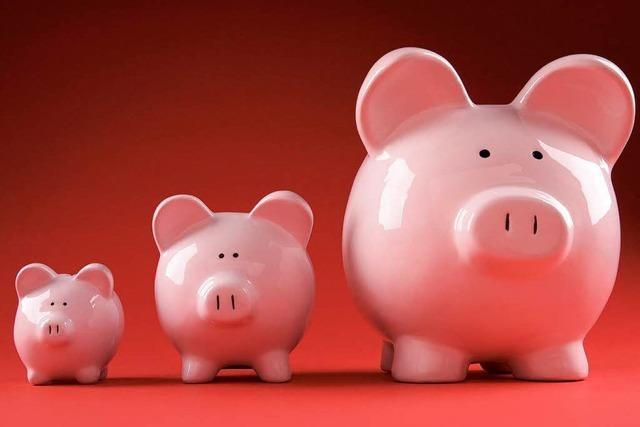 0,01 Prozent Zinsen für den Sparer