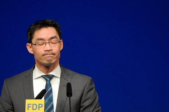 Forsa-Umfrage: FDP stürzt auf zwei Prozent – CDU im Hoch