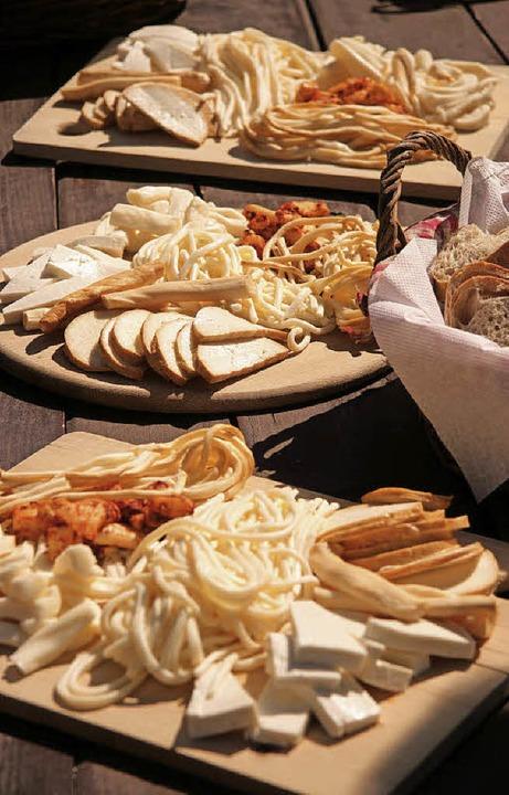 Kulturgut der Slowakei: Schafskäse  | Foto: Andreas Schreiber