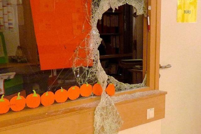 Einbrüche in zwei Hartheimer Kindergärten
