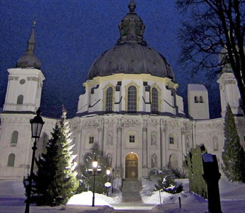 Das Kloster Ettal  | Foto: dpa